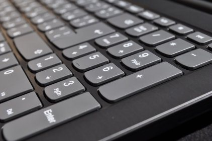 Десетичната точка в българските клавиатури
