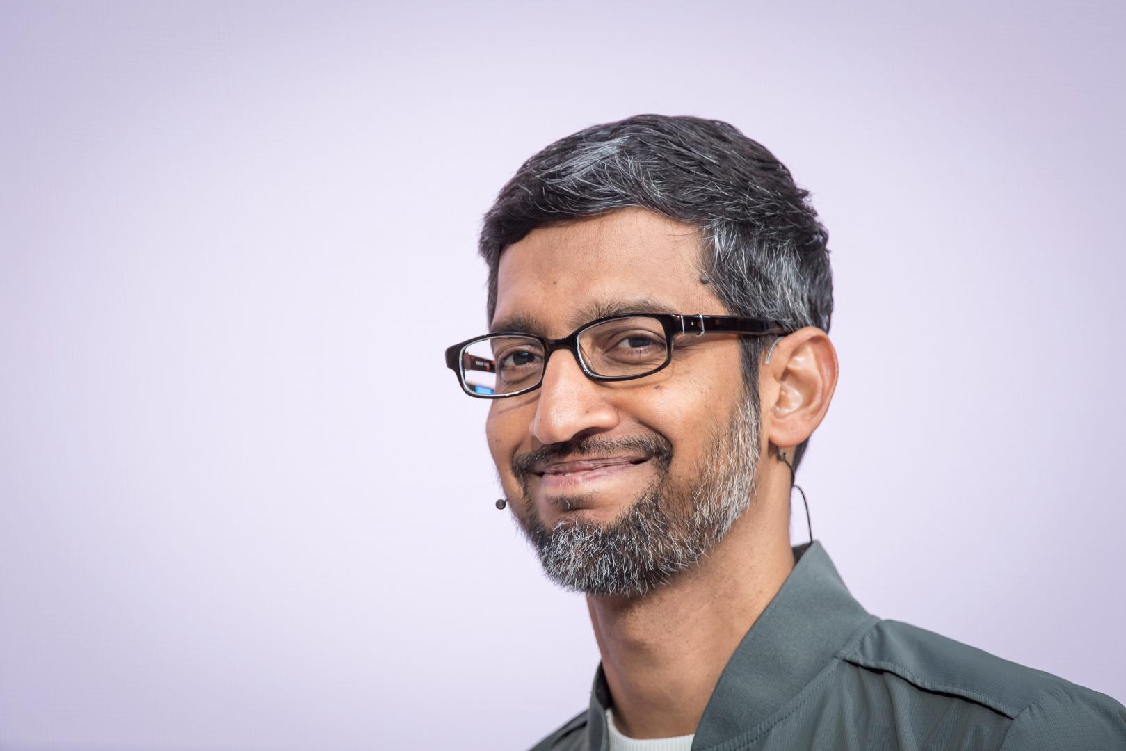 Изпълнителният директор на Google Сундар Пичай: безспорно изкуственият интелект се нуждае от регулация