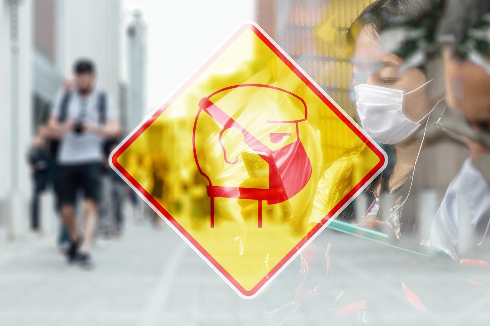 Китай пуска приложение-проверка за близък контакт с коронавируса