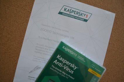 Kaspersky от 2GOOD Technologies