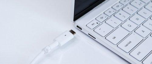 USB Type C зарядно